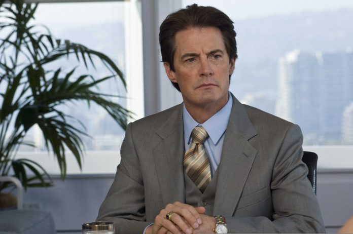 Kyle MacLachlan Agents of Shield