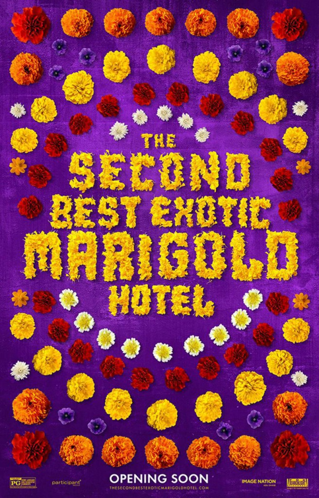 The Best Exotic Marigold Hotel Trailer 1