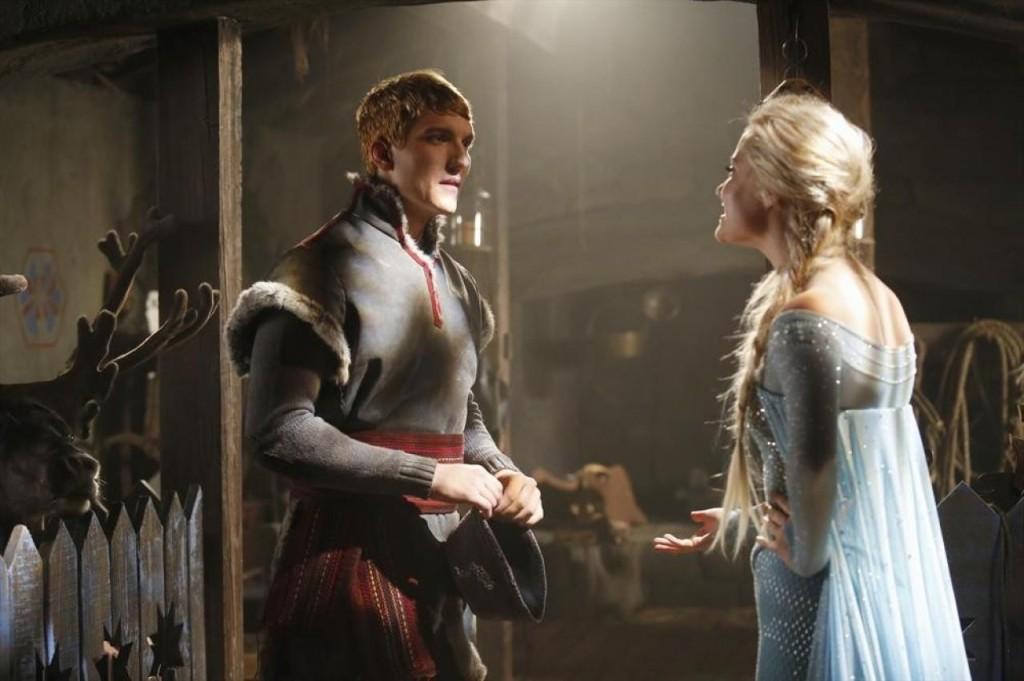 Once Upon a Time Season 4 Elsa 4