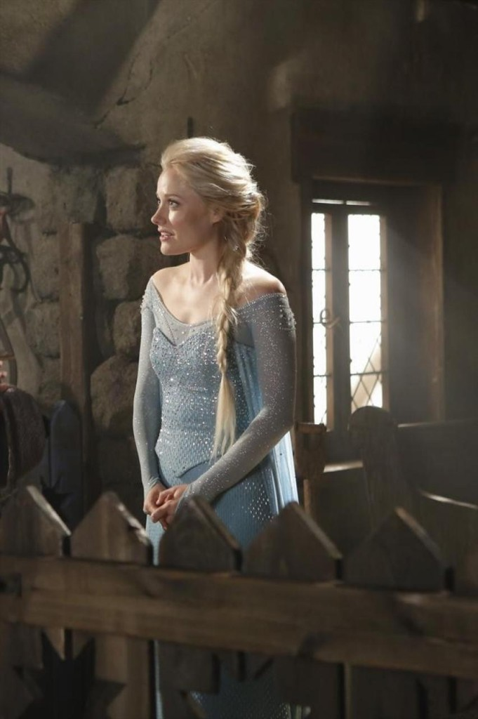 Once Upon a Time Season 4 Elsa 5