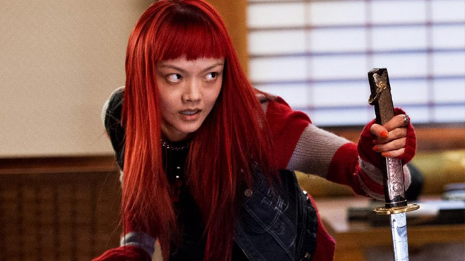 Rila Fukushima Arrow