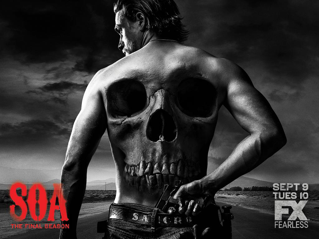 Sons of Anarchy Season 7 Poster 1