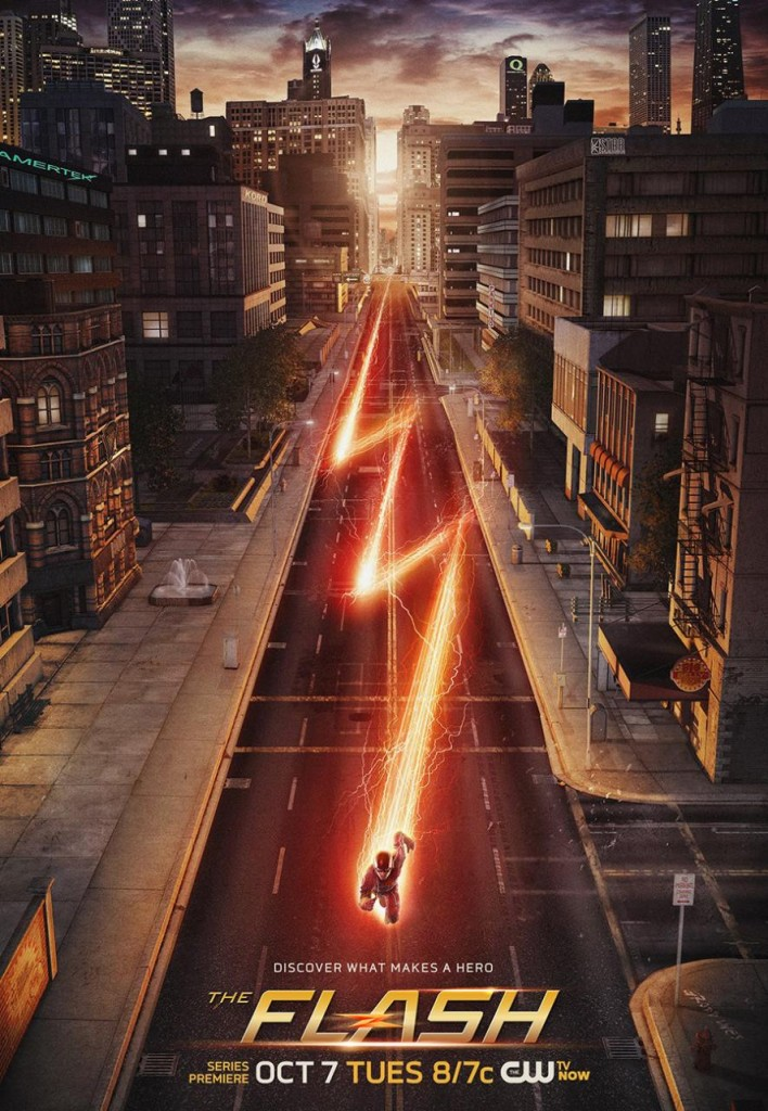 The Flash Serienposter