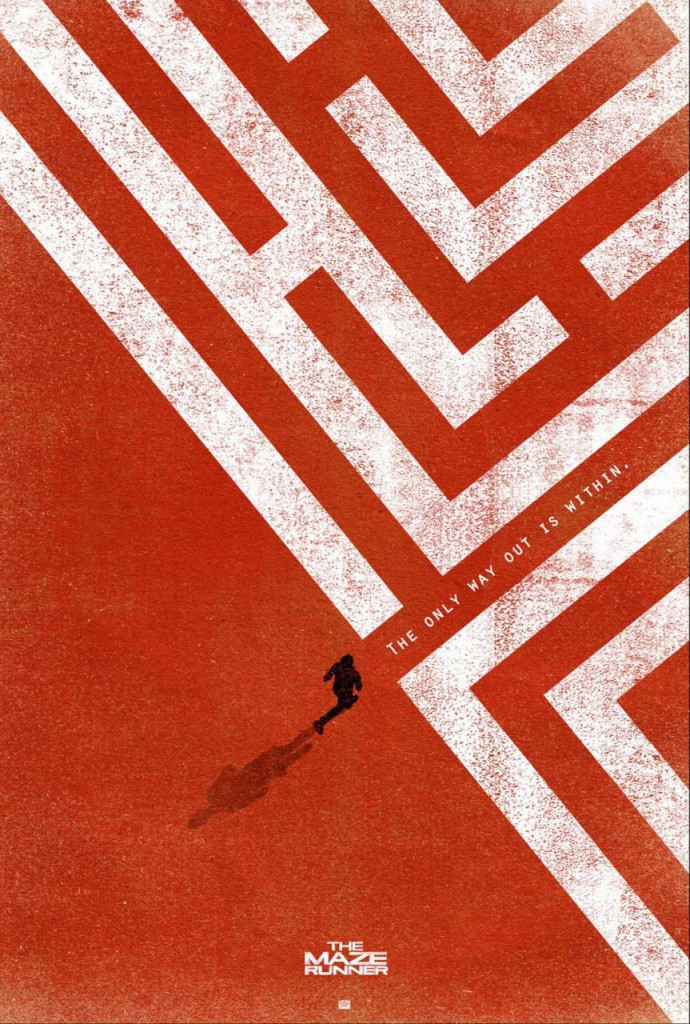 Maze Runner Poster 4
