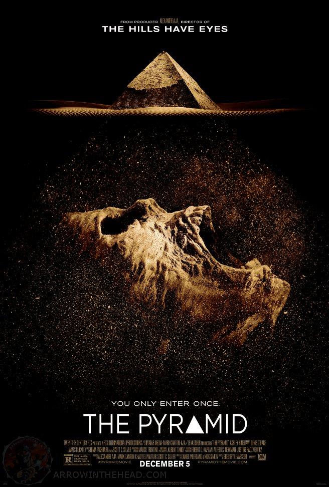 The Pyramid Trailer und Poster