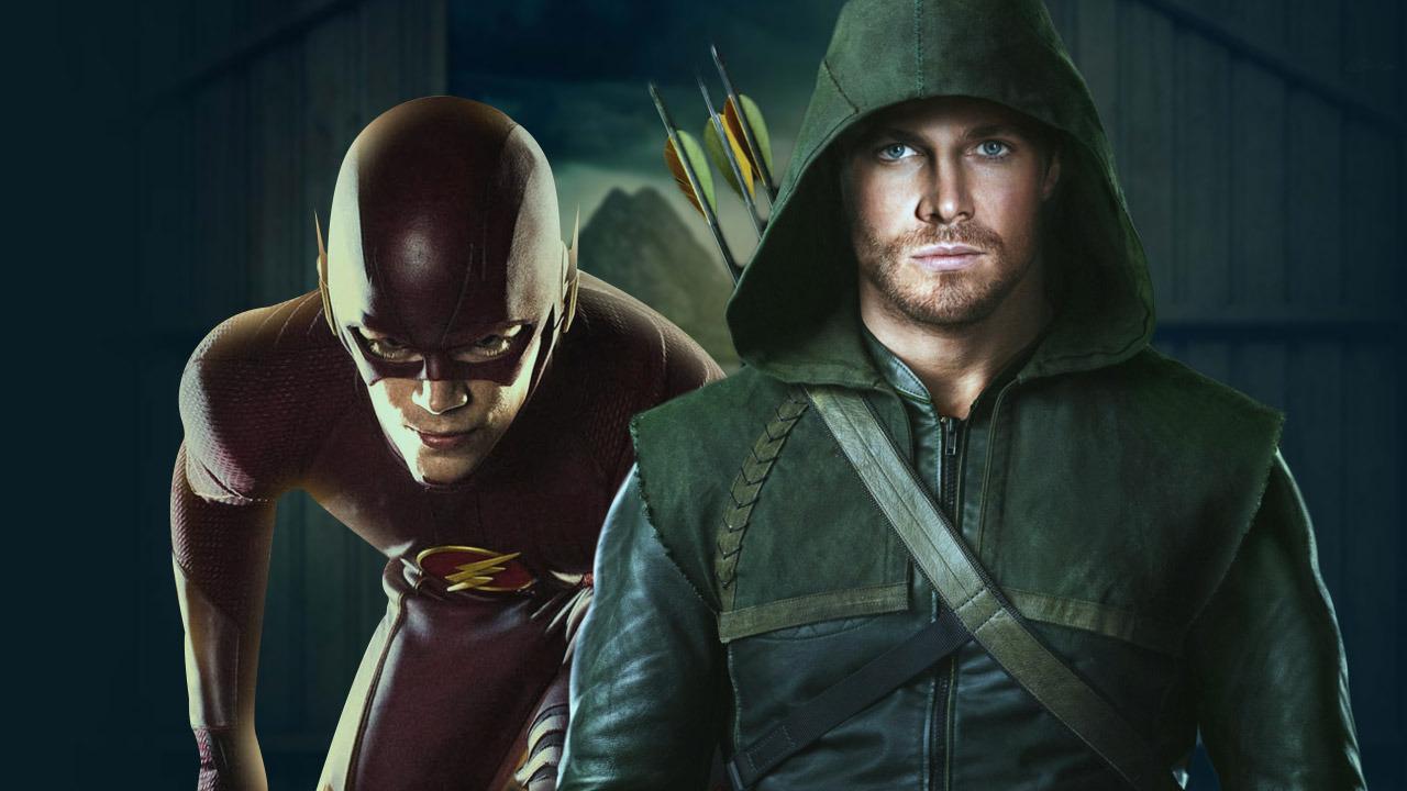 Arrow Flash Spin Offs