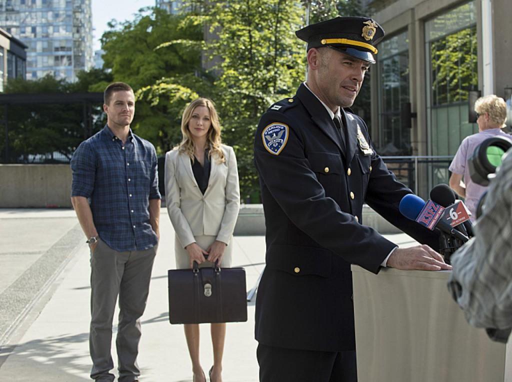 Arrow Staffel 3 Bilder 5