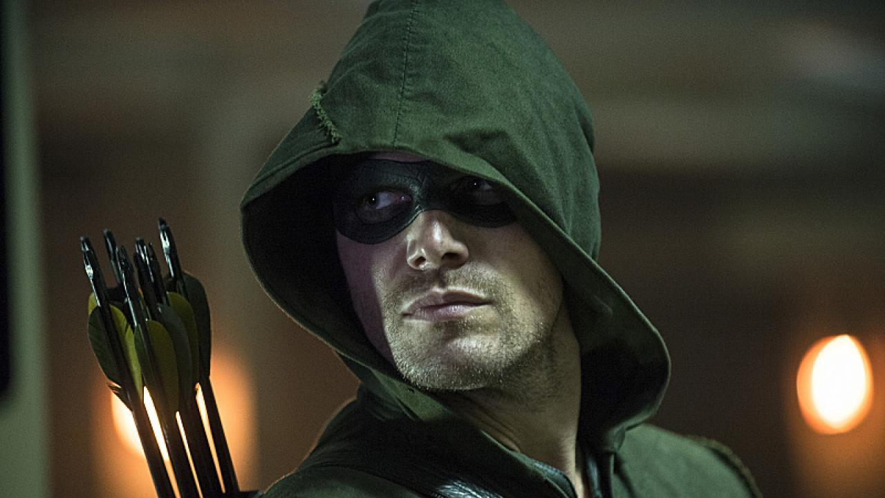 Arrow Staffel 3 Bilder