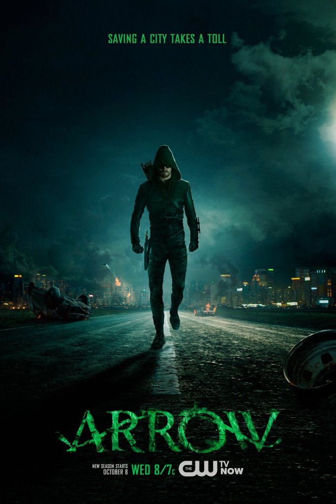 Arrow Season 3 Charaktere