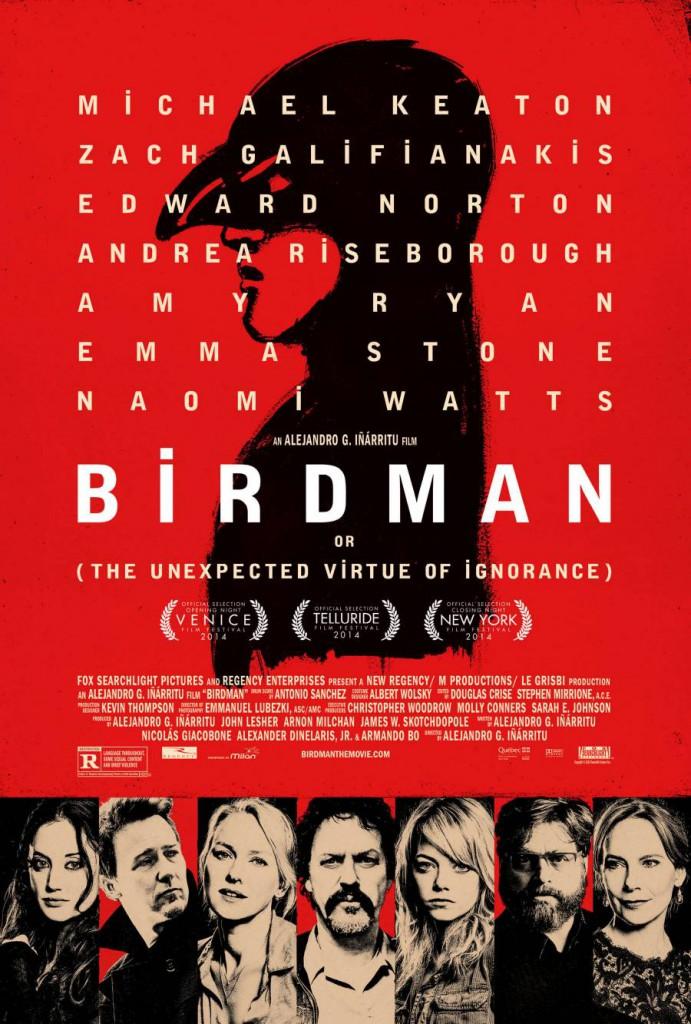Birdman Plakat