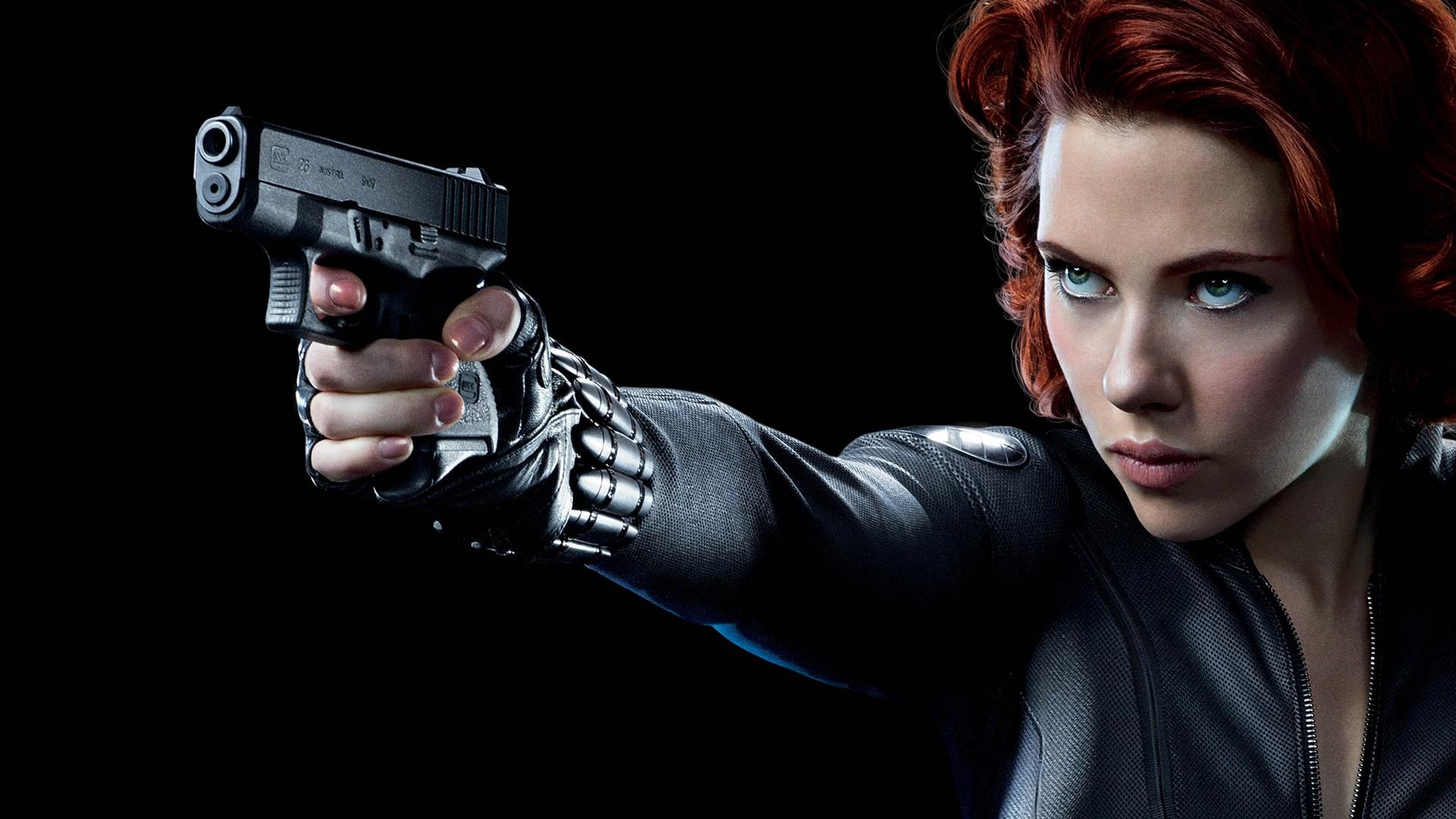 Black Widow Kinofilm