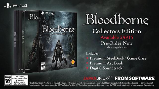 Bloodborne Release 1