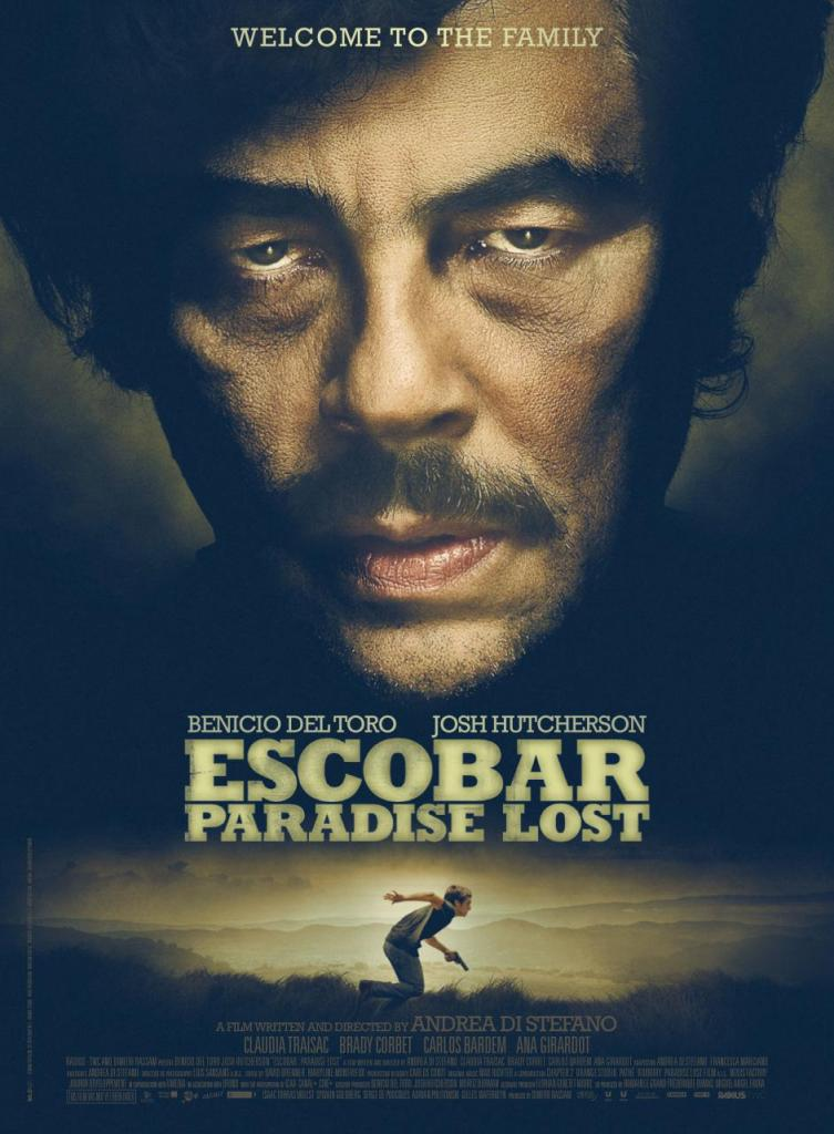 Escobar Paradise Lost Trailer und Poster