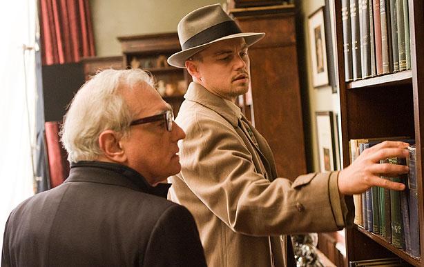Scorsese DiCaprio De Niro