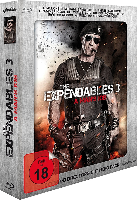 The Expendables 3 ungeschnitten