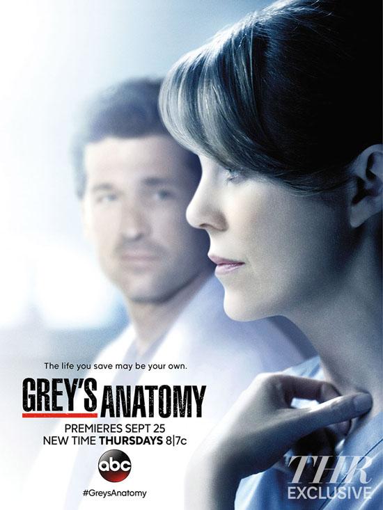Grey's Anatomy Staffel 11 Poster