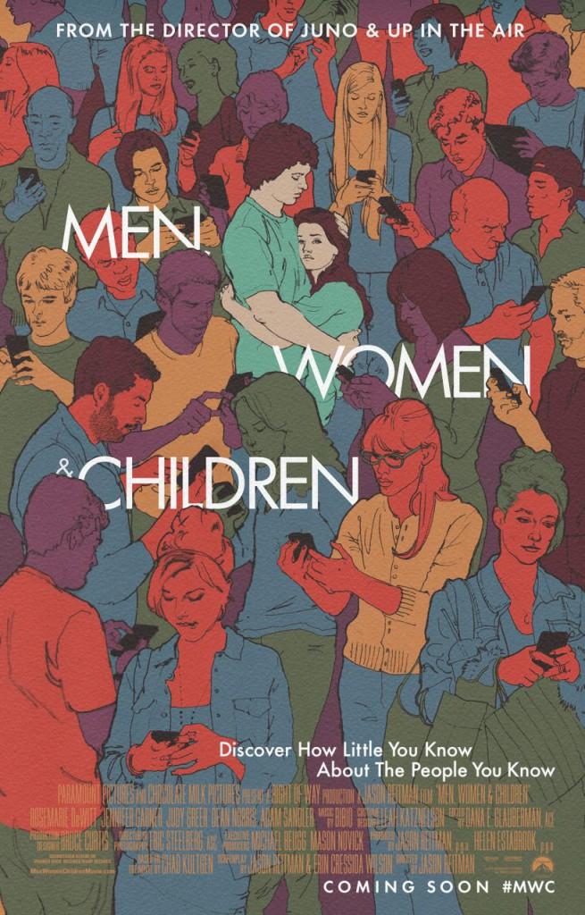 Men Women & Children Trailer und Poster