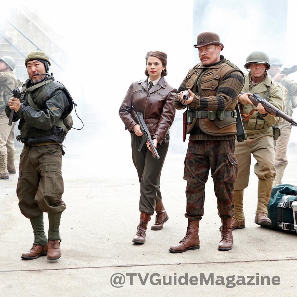 Agents of SHIELD Season 2 Trailer 3