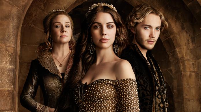 Reign Season 2 Poster