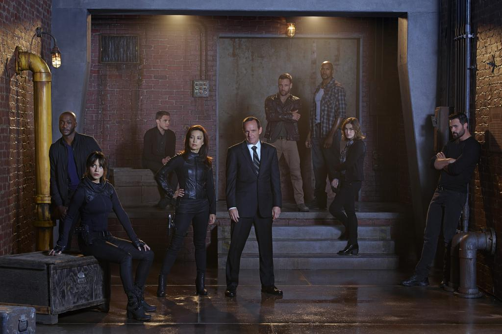 Agents of SHIELD Season 2 Trailer 2