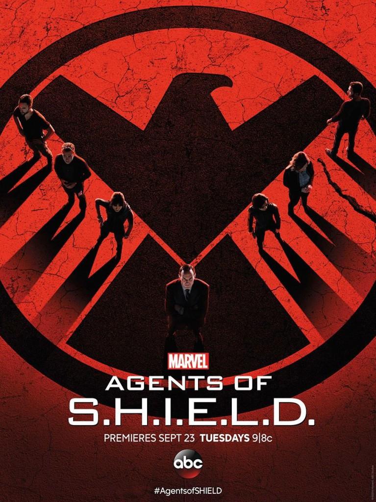 Agents of SHIELD Season 2 Trailer 1