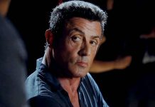 Sylvester Stallone Cold Warrior