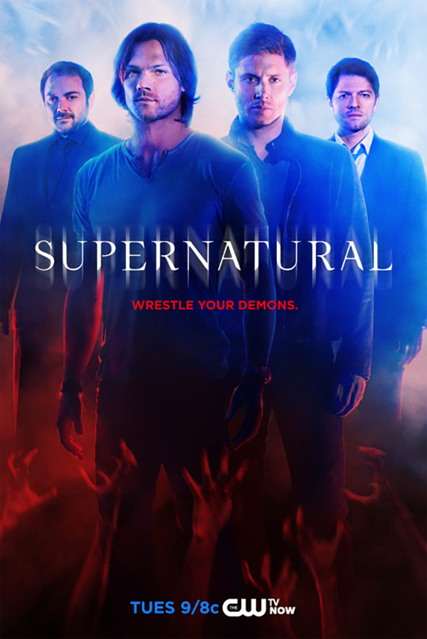 Supernatural Staffel 10 Poster 1