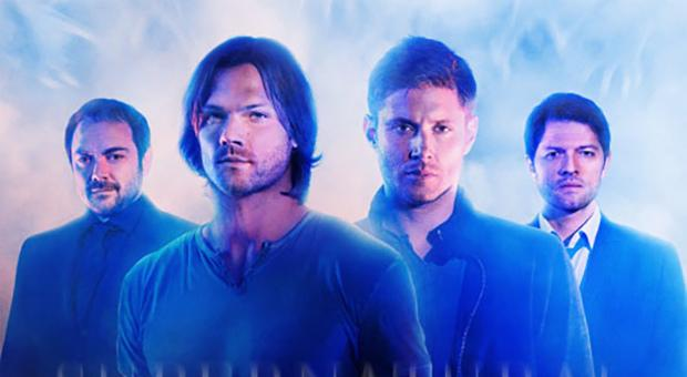 Supernatural Staffel 10 Poster