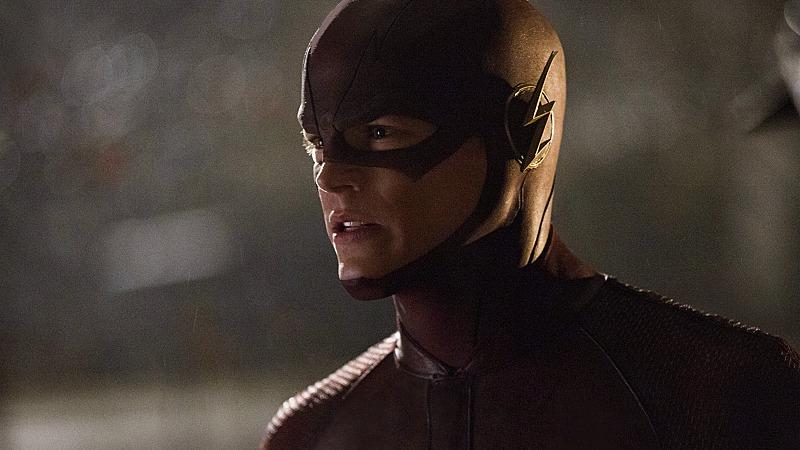 The Flash neue Promo