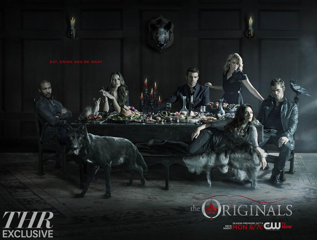 Vampire Diaries The Originals