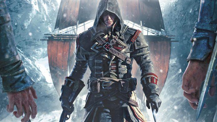 Assassins Creed Rogue Gameplay Trailer
