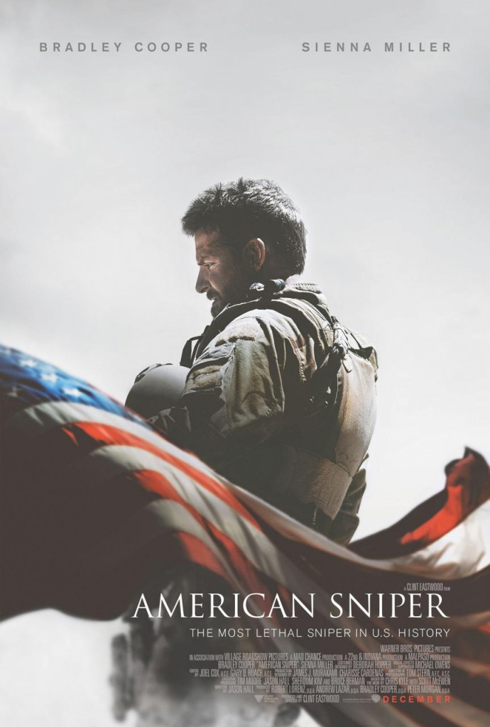 American Sniper Trailer & Poster