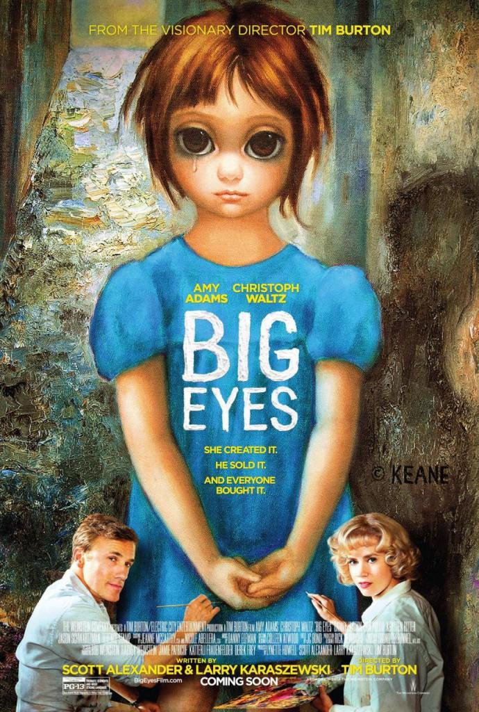 Big Eyes Poster 1