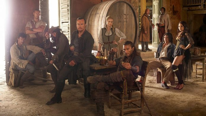 Black Sails Staffel 2 Start