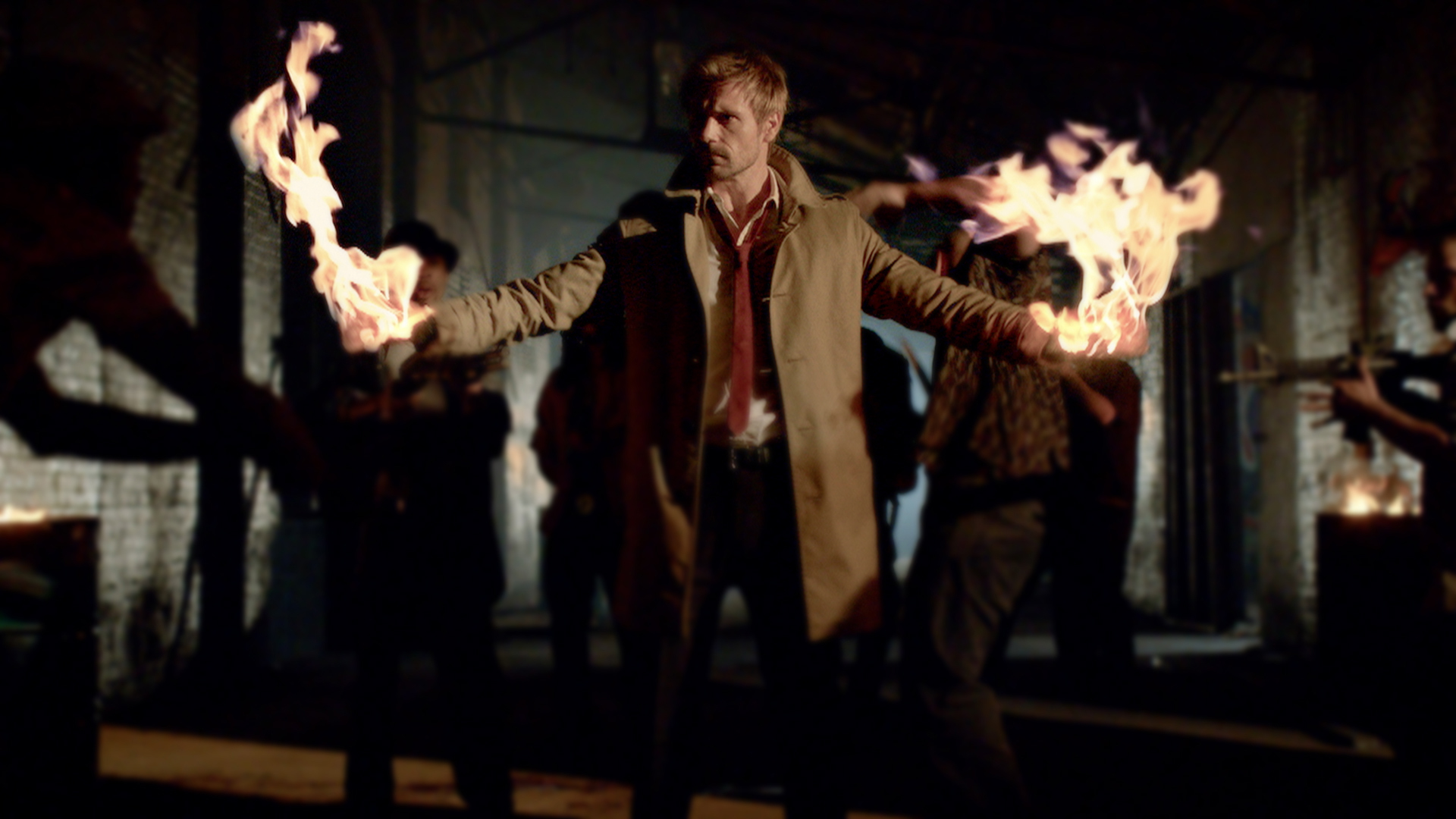Constantine Featurette