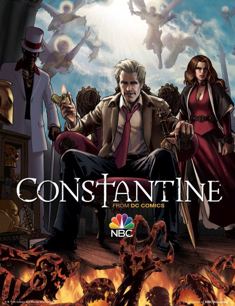 Constantine Poster 1