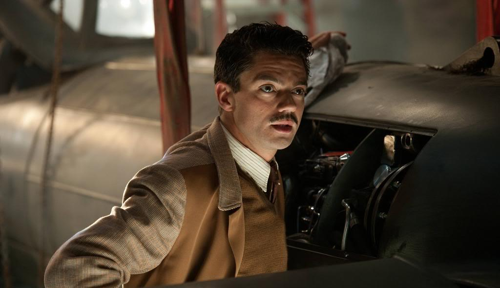 Agent Carter Howard Stark