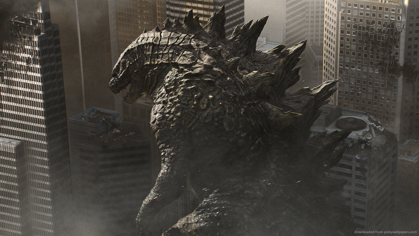 Godzilla 2 Autor