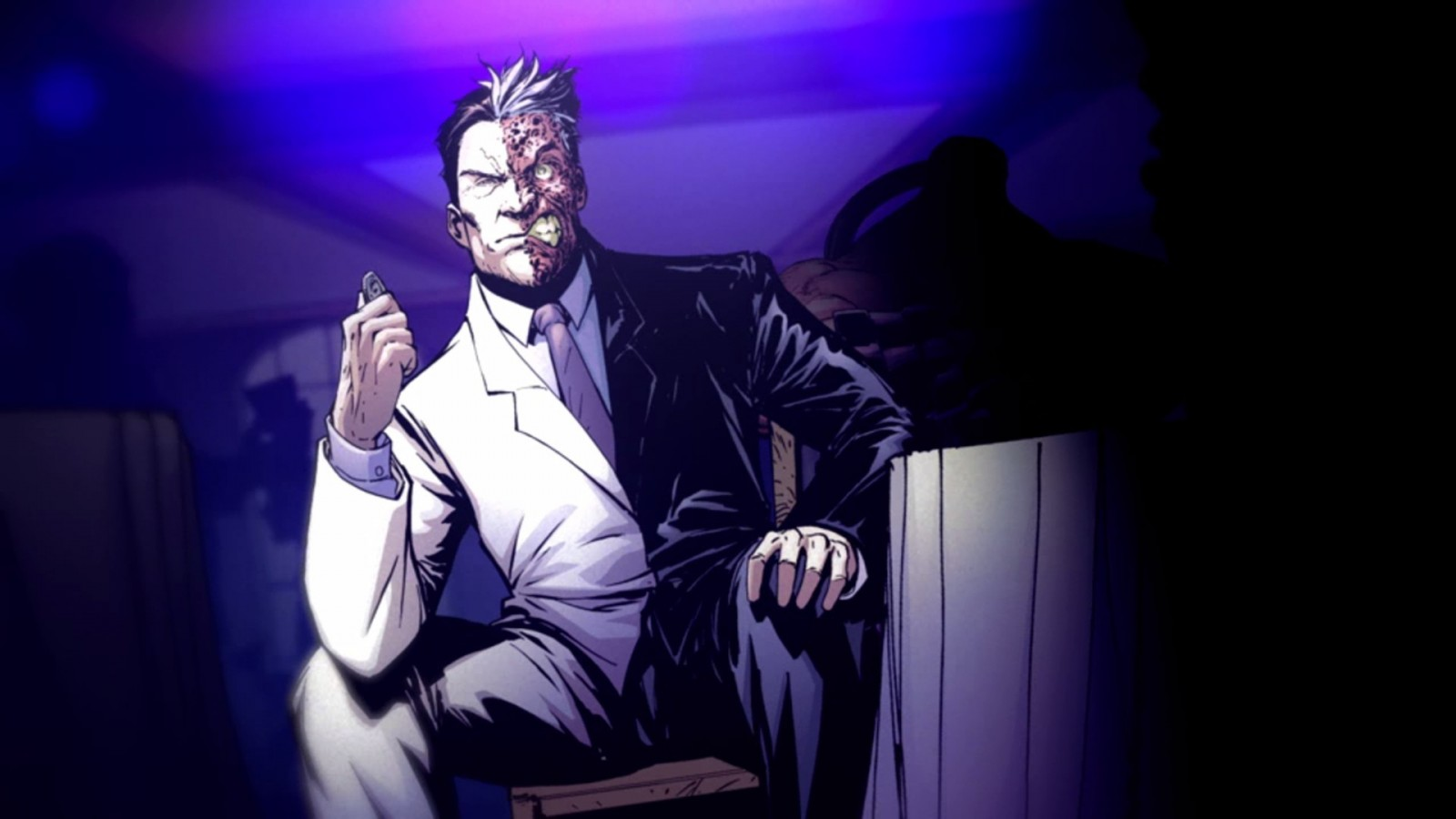 Gotham Harvey Dent