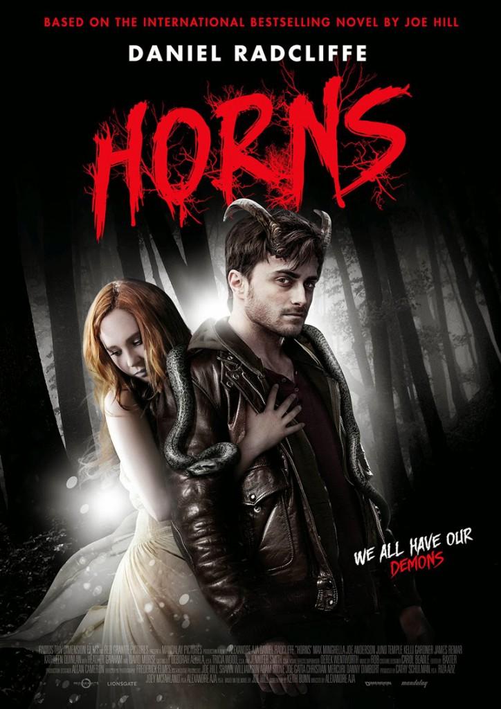 Horns Trailer und Poster 3