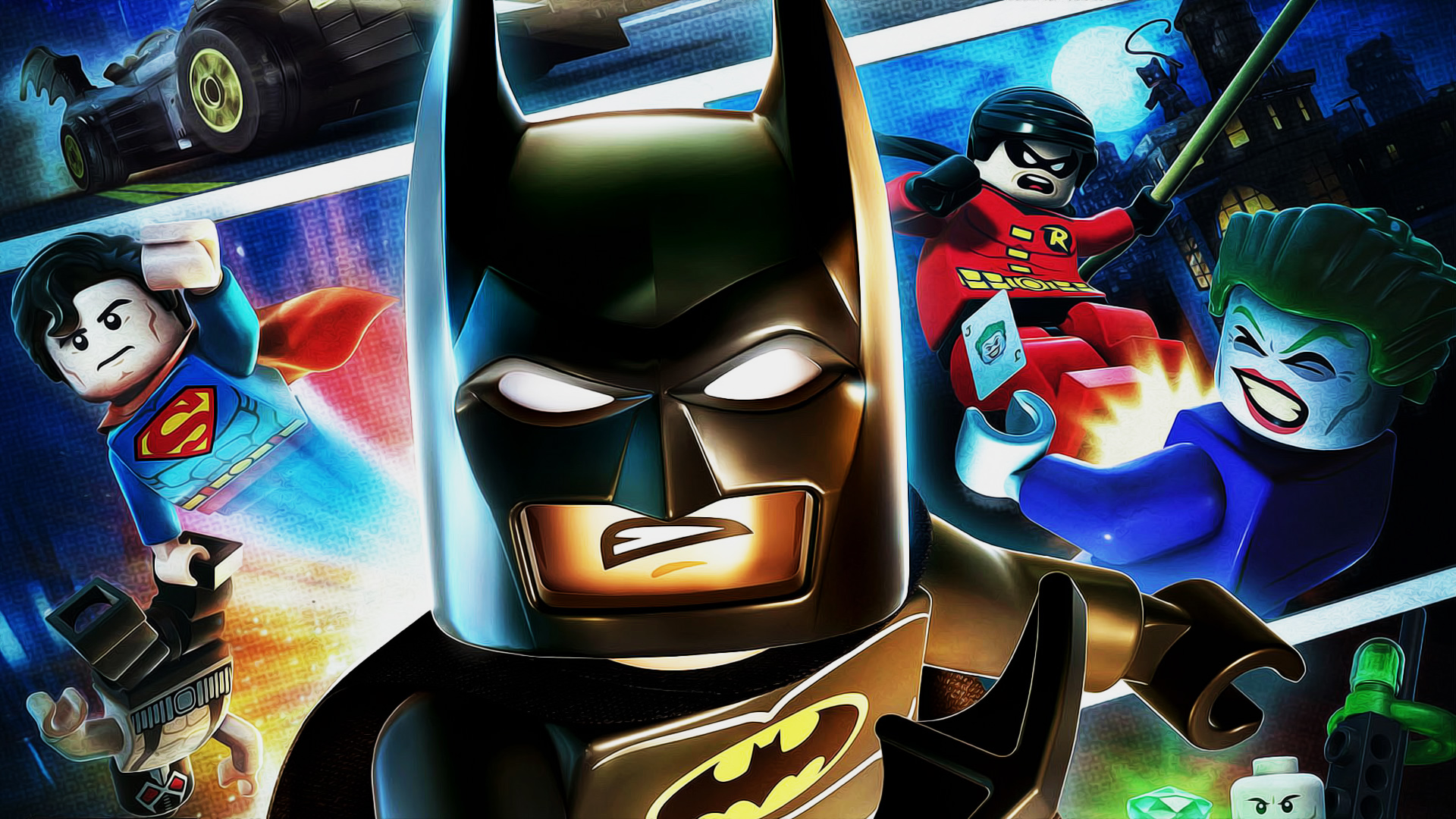 LEGO Batman Film