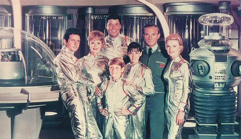 Lost in Space Reboot