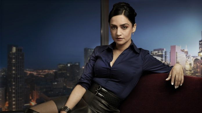 Archie Panjabi The Good Wife