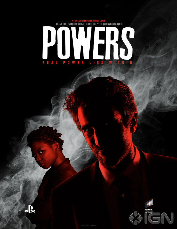 Powers Trailer & Poster 1