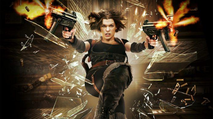 Resident Evil TV Serie