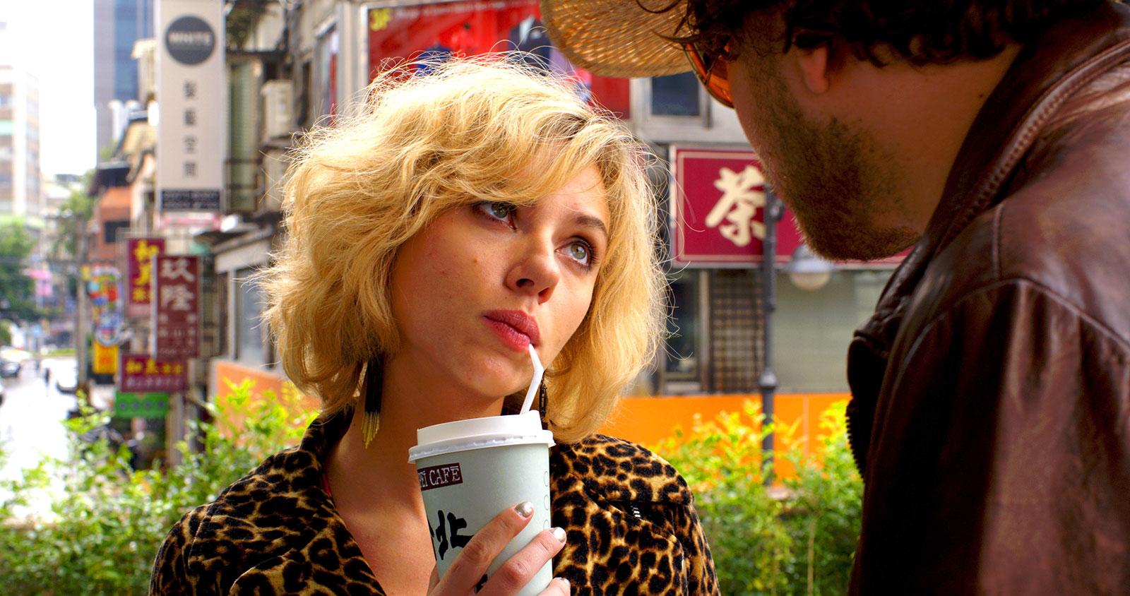 Scarlett Johansson Fernsehen