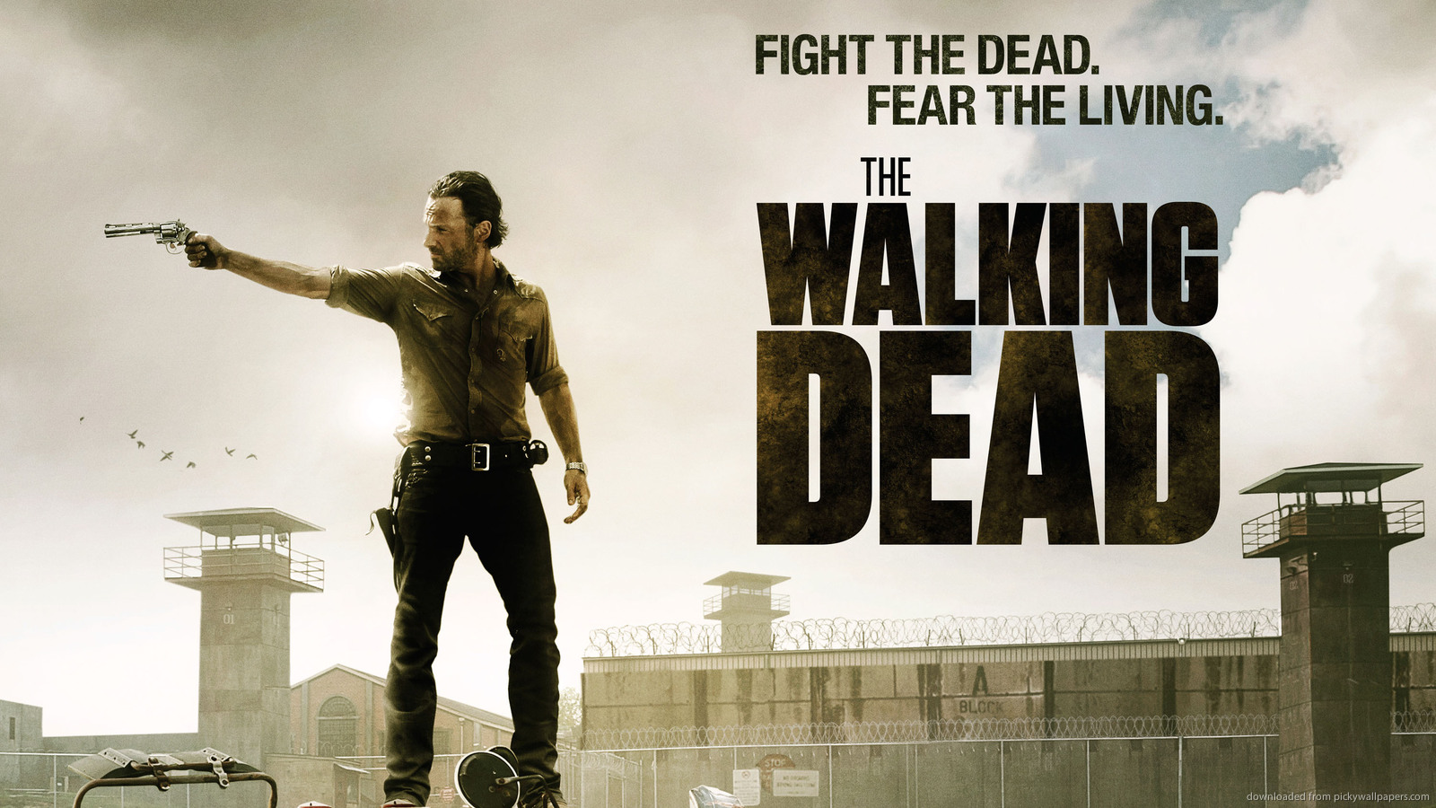 The Walking Dead Staffel 6 grünes Licht