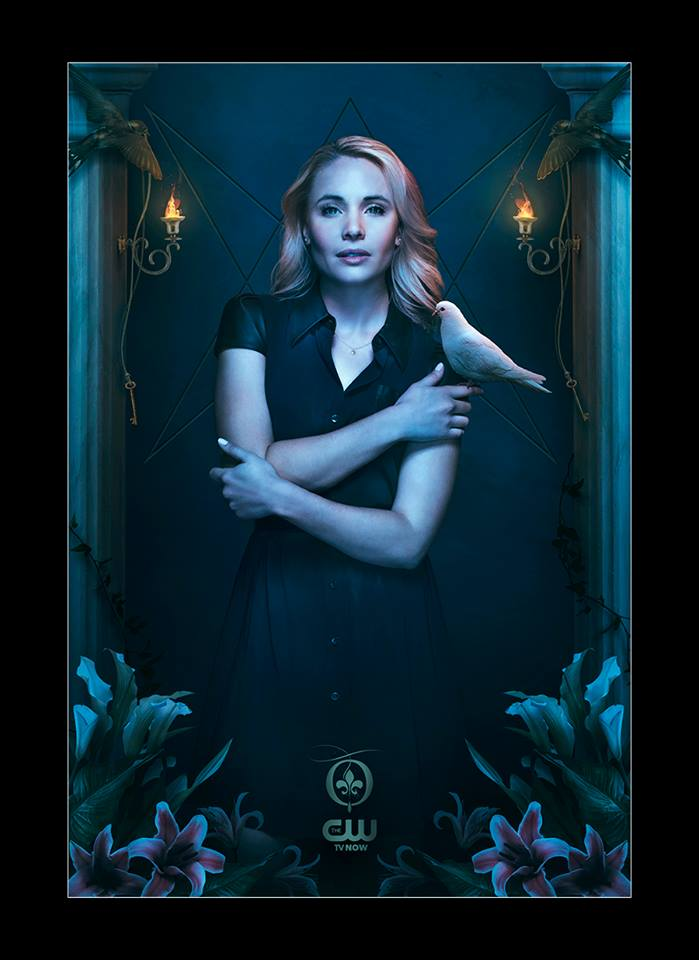 The Originals Season 2 Charakterposter Camille