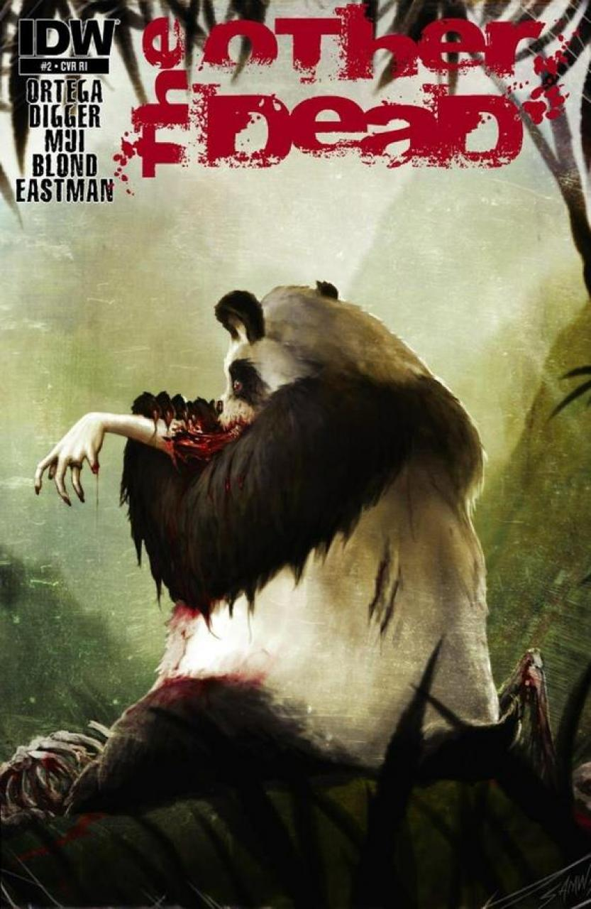 Zombie Tiere Sind Die Stars Der Neuen Serie Von Animal Planet