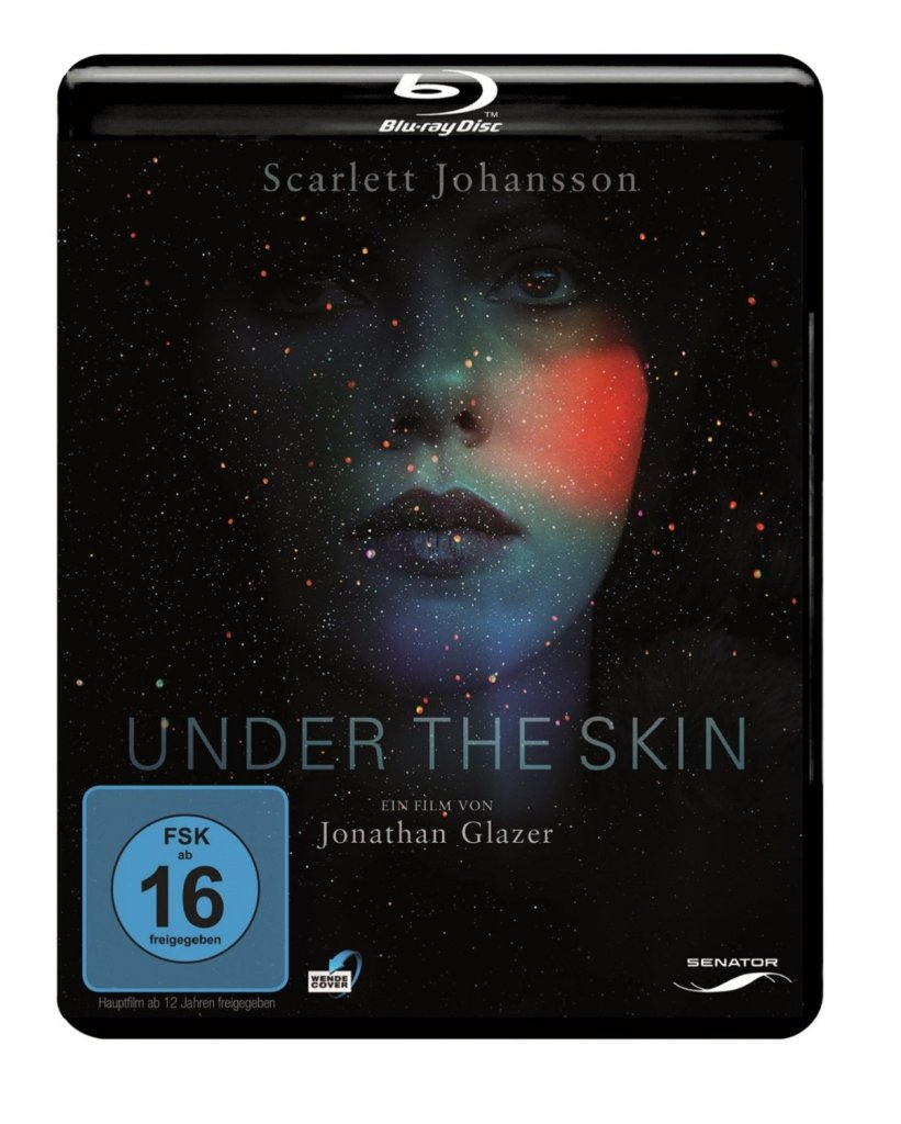 Under the Skin Gewinnspiel BluRay